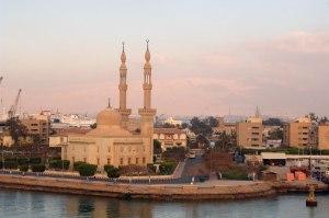 SUEZ CITY EGYPT